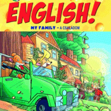 ENGLISH! My Family - A családom