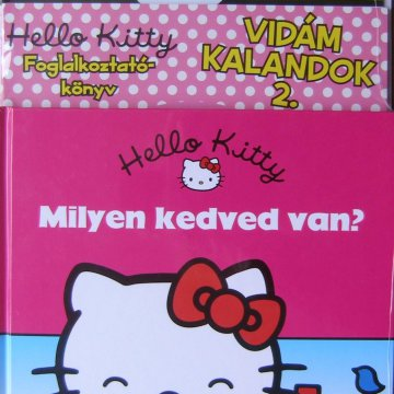 HELLO KITTY - RAJONGÓI CSOMAG 9.
