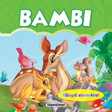 BAMBI - MINI POP-UP