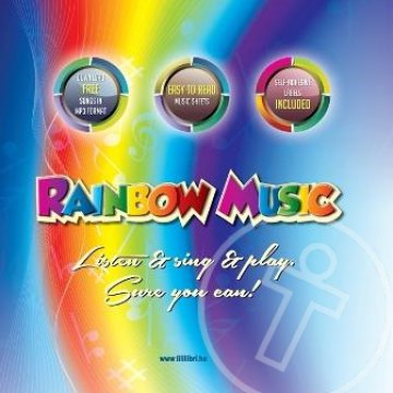 RAINBOW MUSIC - LISTEN  amp; SING  amp; PLAY. SURE YOU CAN!