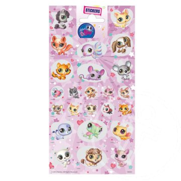 LITTLEST PET SHOP (PINK ALAPON) - MATRICA