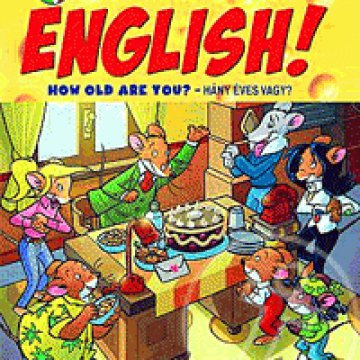 ENGLISH! How old are you? - Hány éves vagy?