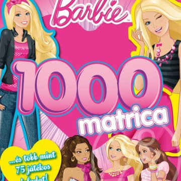 BARBIE - 1000 MATRICA