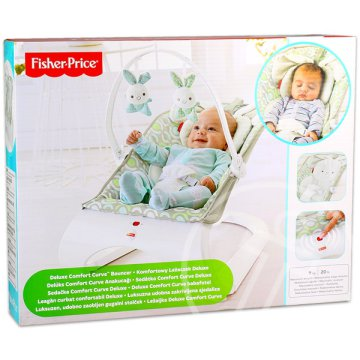 Fisher-Price: Deluxe Comfort Curve babafotel