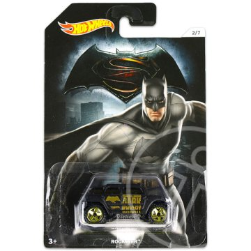 Hot Wheels DC Batman vs Superman kisautók: Rockster