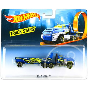 Hot Wheels Track Stars - Road Rally