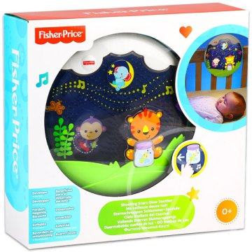 Fisher-Price: Állatos kiságyfény
