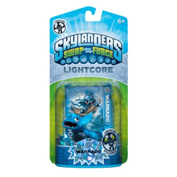 Skylanders Swap Force Lightcore Warnado (játékfigura)