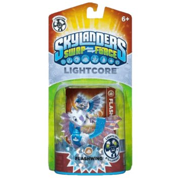 Skylanders Swap Force Lightcore: Flashwing (játékfigura)