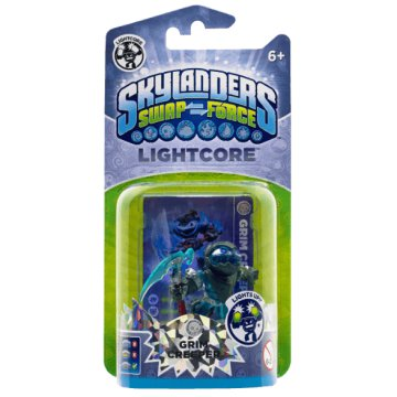 Skylanders Swap Force Lightcore: Grim Creeper (játékfigura)