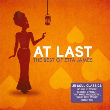 At Last - The Best of Etta James CD
