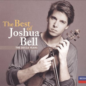 The Best of Joshua Bell - The Decca Years CD