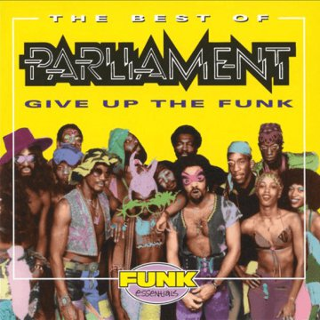 The Best of Parliament - Give Up The Funk CD