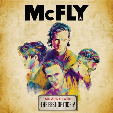 Memory Lane - The Best of McFly CD