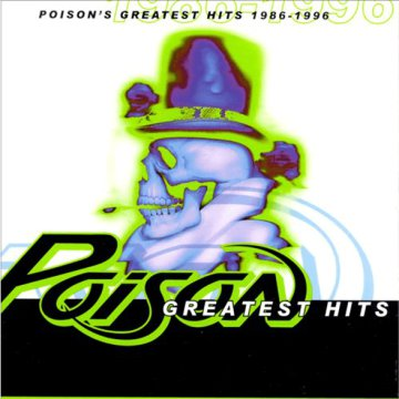 Poison's Greatest Hits 1986-1996 CD