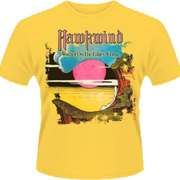 Hawkwind - Warrior On The Edge T-Shirt L