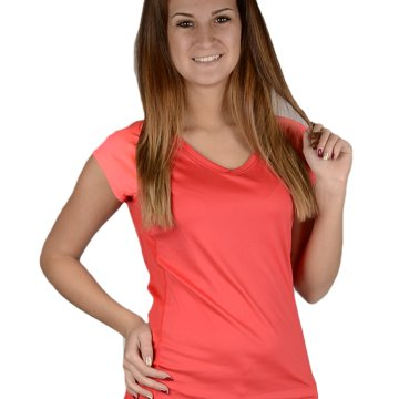 MILER SS V-NECK TOP