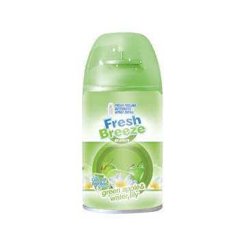 Fresh Breeze Automatic légfr. utántöltő 250ml Green apple