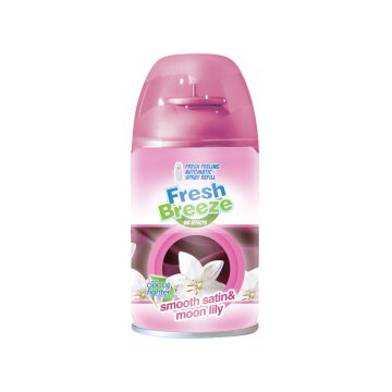Fresh Breeze Automatic légfr. utántöltő 250ml Smooth satin