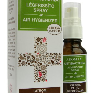 Aromax antibakteria spray citrom-fahéj 20ml
