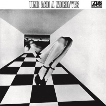 Time And A Word LP