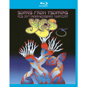 Songs From Tsongas – The 35th Anniversary Concert (Special Edition) Blu-ray