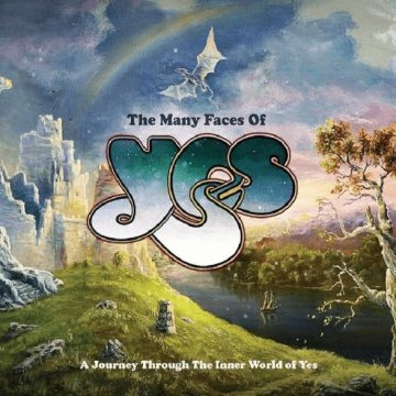 The Many Faces of Yes CD