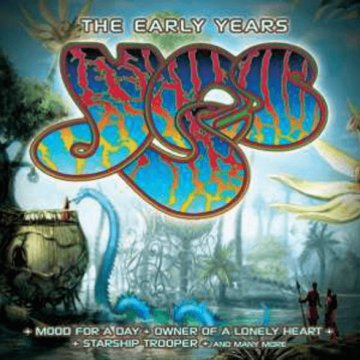 The Early Years CD