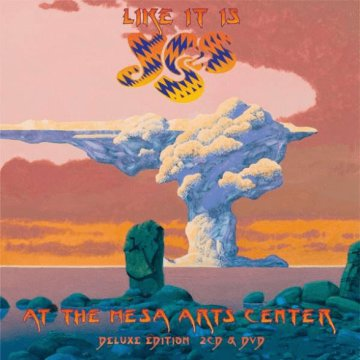 Like It Is - Yes At The Mesa Arts Center (Deluxe Edition) CD+DVD