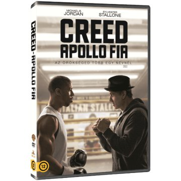 Creed - Apolló fia DVD