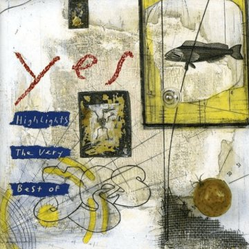 Highlights - The Very Best of Yes CD