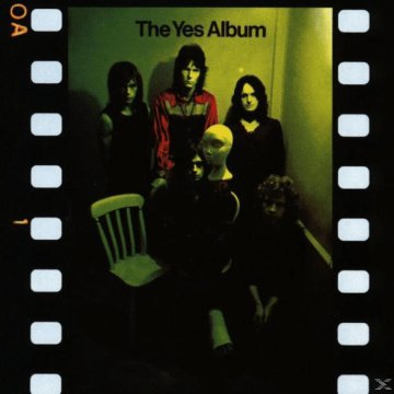 The Yes Album CD