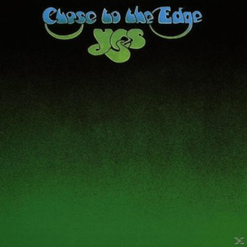 Close to the Edge CD