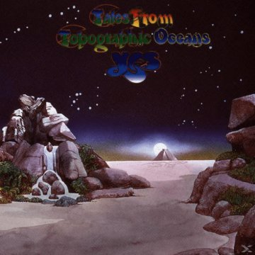Tales From Topographic Oceans CD