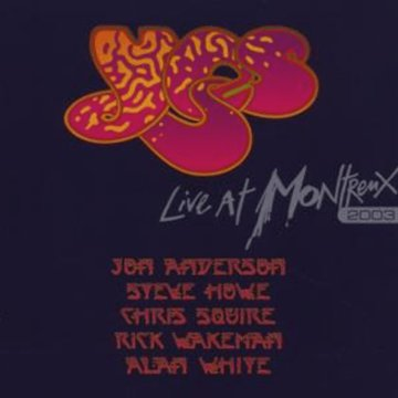 Live At Montreux 2003 CD