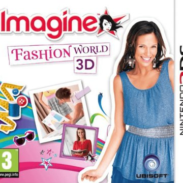 3DS IMAGINE FASHION WORLD