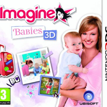 Imagine Babyz (3DS)