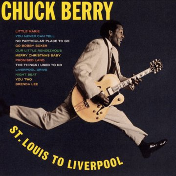 St. Louis to Liverpool CD