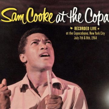 Sam Cooke at the Copa CD