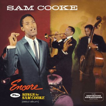 Encore / Songs by Sam Cooke CD