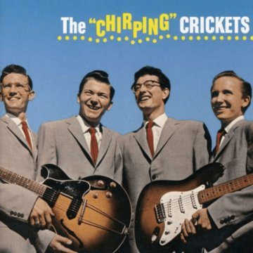 "The ""Chirping"" Crickets CD"