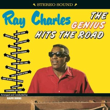 The Genius Hits The Road (Bonus Tracks) LP