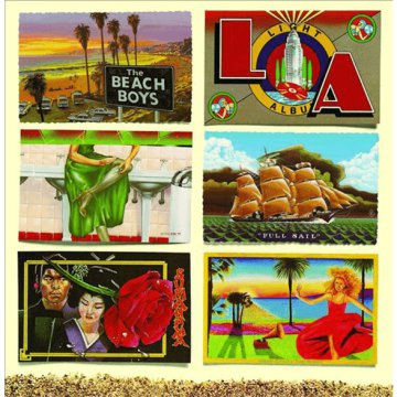 L.A. (Light Album) LP