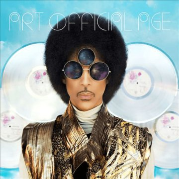 Art Official Age LP