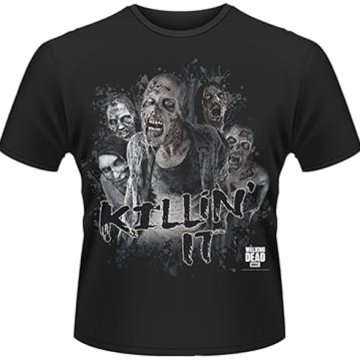 The Walking Dead - Killin It T-Shirt XXL