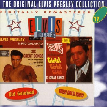 Kid Galahad / Girls! Girls! Girls! CD