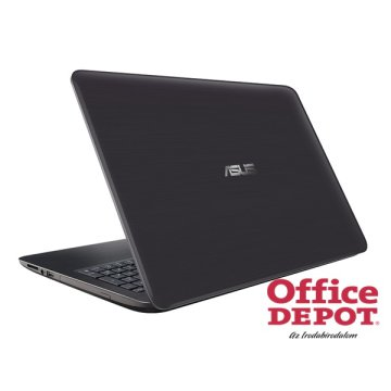 "ASUS X556UB-DM165D 15,6"" FHD/Intel Core i7-6500U/8GB/1TB/GeForce 940M 2GB/DVD író/sötétbarna notebook"