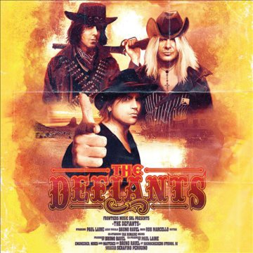 The Defiants CD