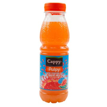 Cappy Pulpy 0,33l grapefruit PET