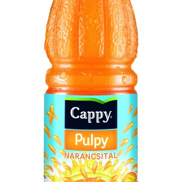 Cappy Pulpy 0,33l alma PET
